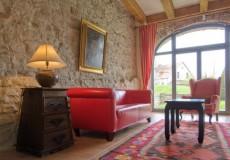 Burg-Suite in der Meierei